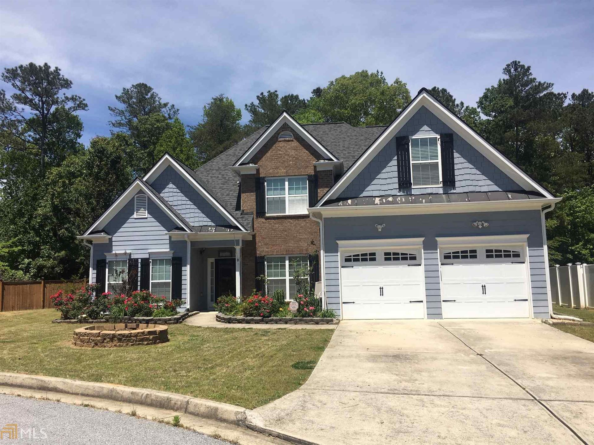 2000 Creek Pointe Way, Villa Rica, GA 30180 - MLS#: 8888569