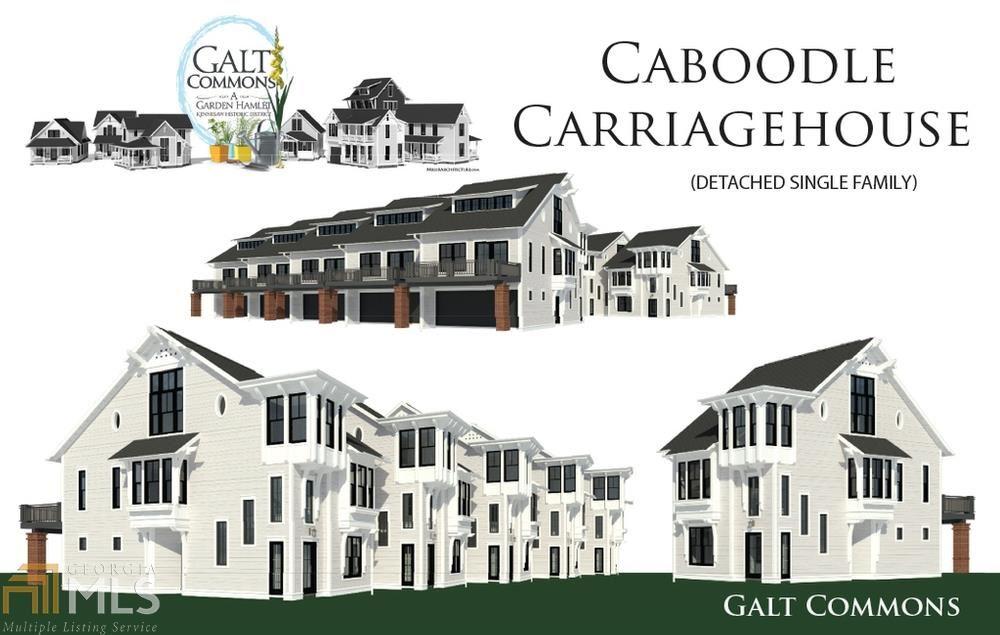 0 Galt Cmns, Kennesaw, GA 30144 - #: 8954574