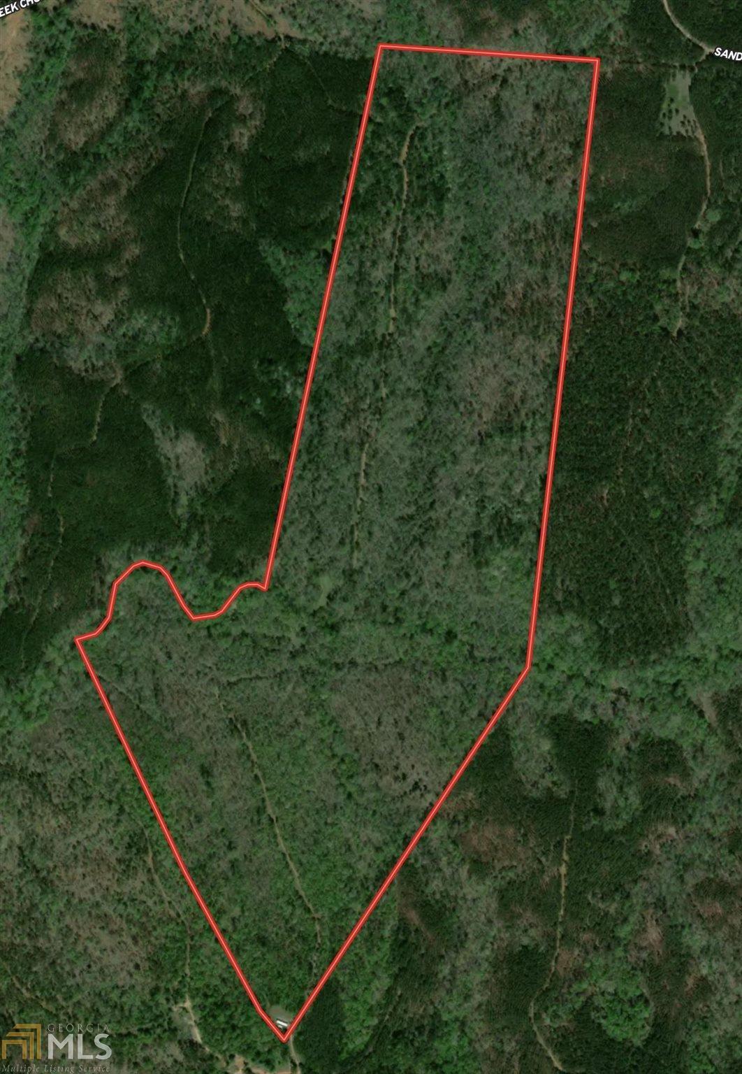 0 Sandy Run Rd 148.7 Acres, Sparta, GA 31087 - MLS#: 8977576