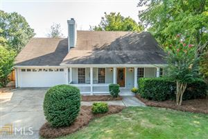 Photo of 4590 Hampton Square Drive, Alpharetta, GA 30022 (MLS # 8663584)