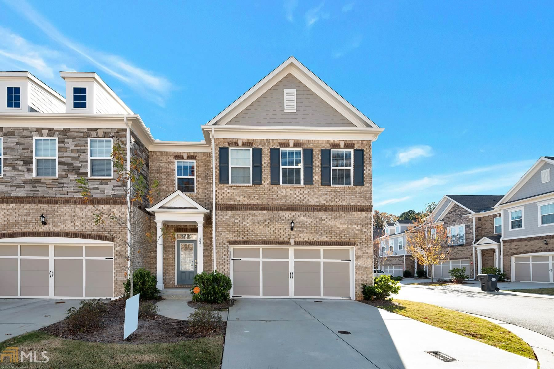 1231 Tigerwood, Marietta, GA 30067 - #: 8889585