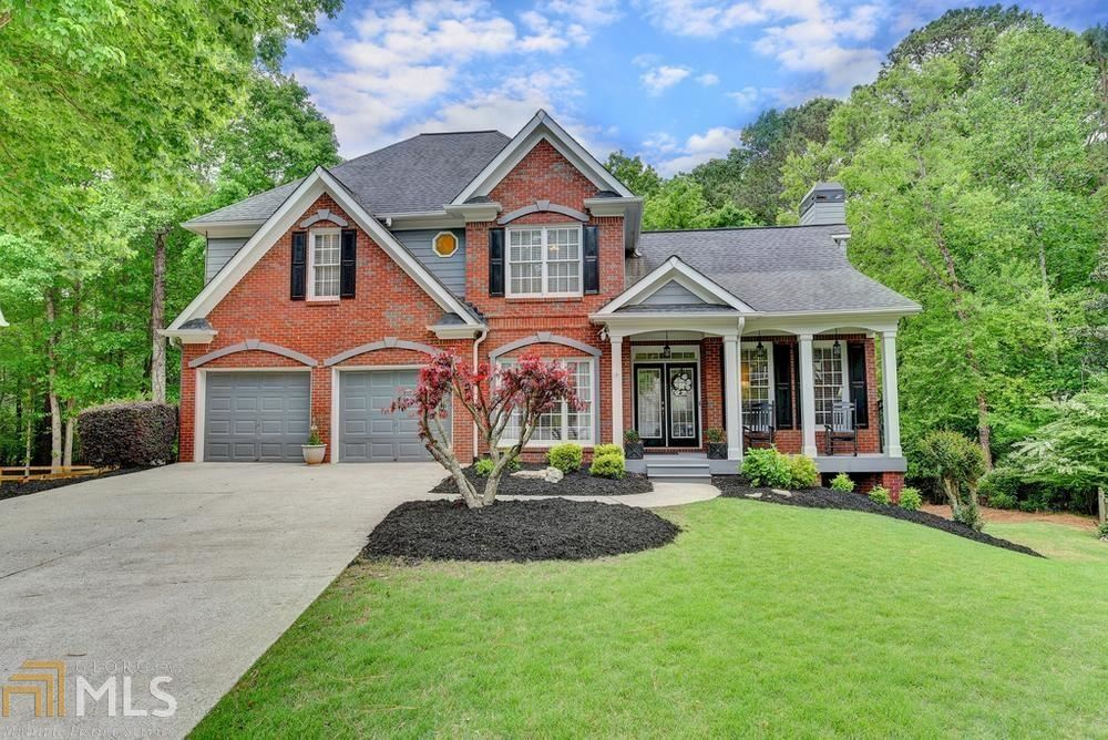 Photo of 307 Tall Oaks Court, Canton, GA 30114 (MLS # 8975585)