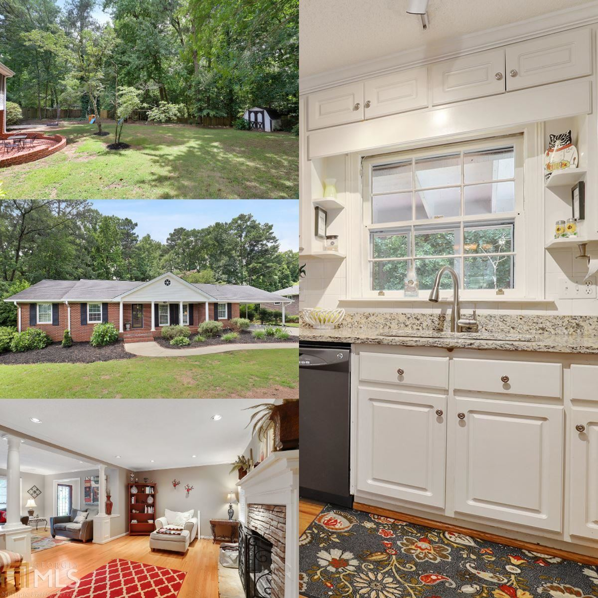 647 Counsel Dr, Marietta, GA 30068 - #: 8800587