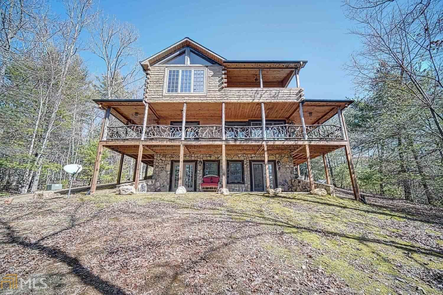 150 Mountain Lake Cir, Blue Ridge, GA 30513 - #: 8760588