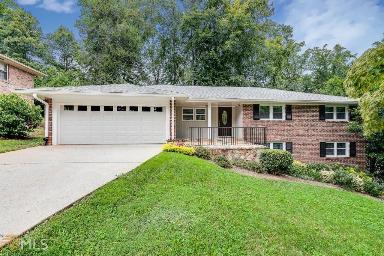 1707 Colebrook Cir, Decatur, GA 30033 - #: 8820590