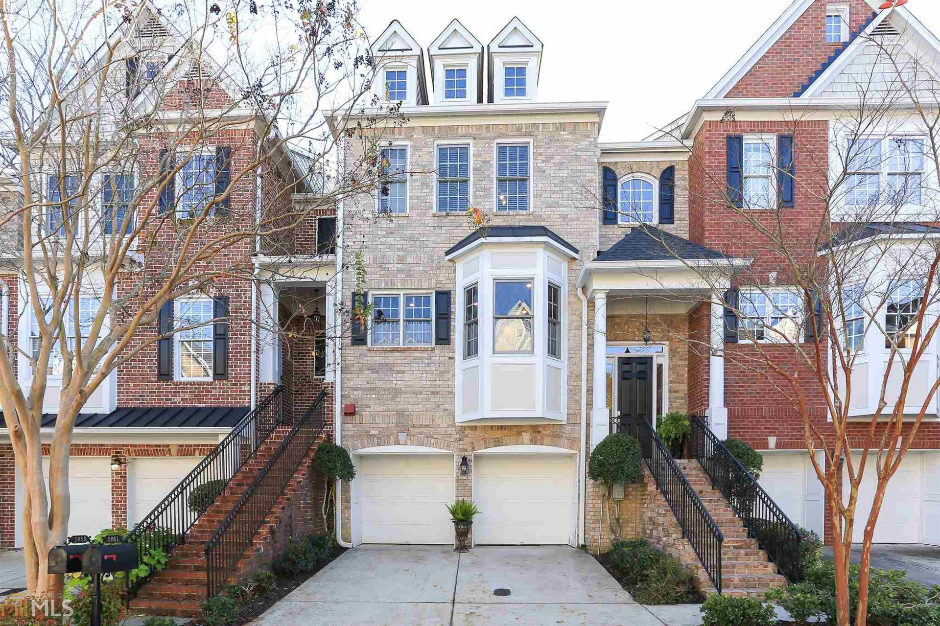 5861 Riverstone Cir, Atlanta, GA 30339 - MLS#: 8889591