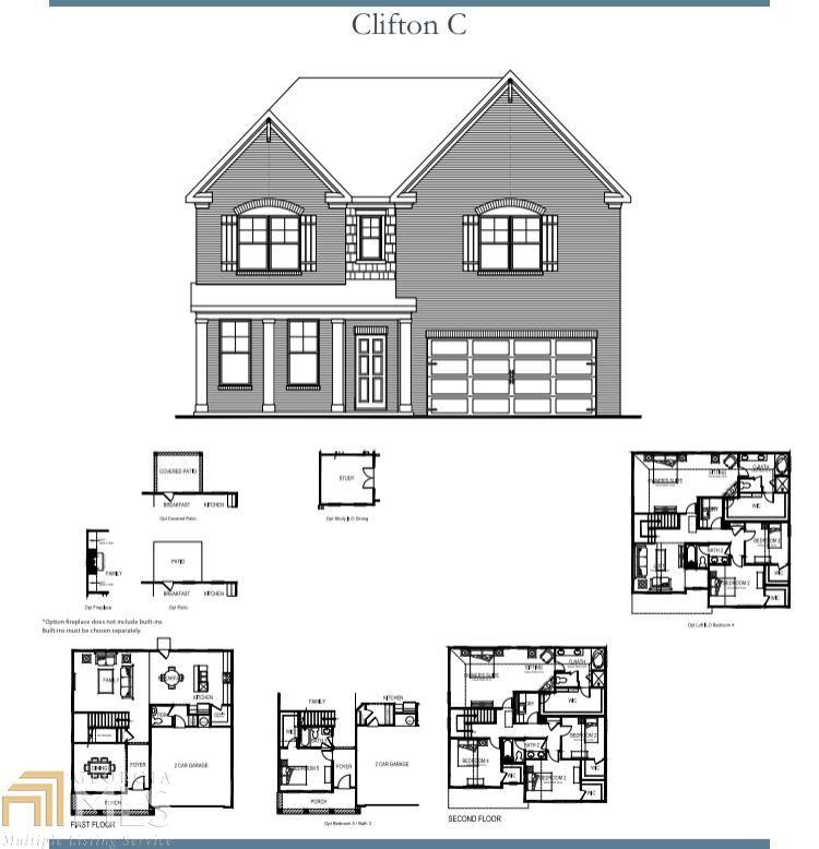 3482 Richmond Bnd, Stonecrest, GA 30038 - MLS#: 8840593
