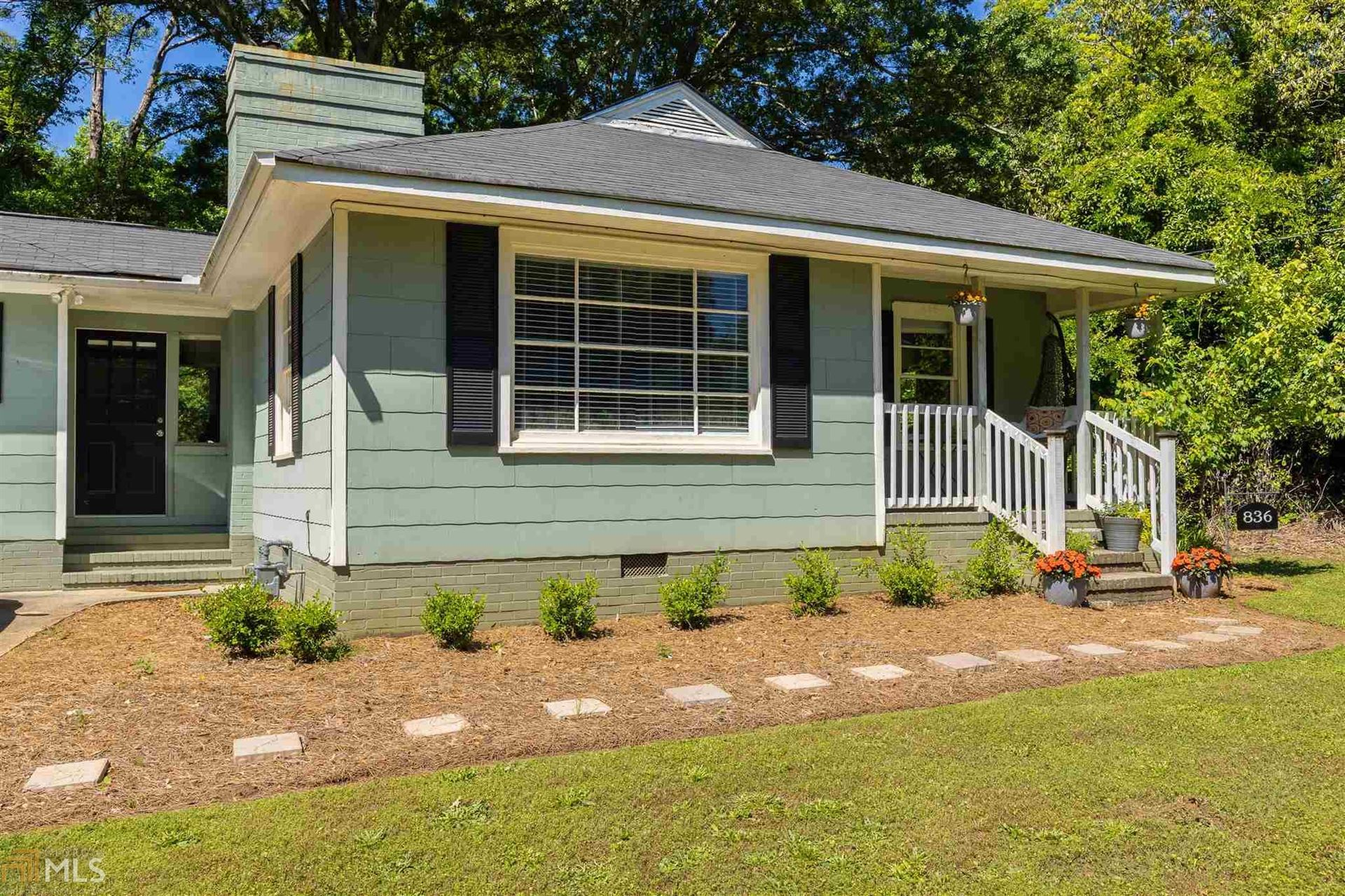 Photo of 836 McLaurin, Griffin, GA 30224 (MLS # 8975595)