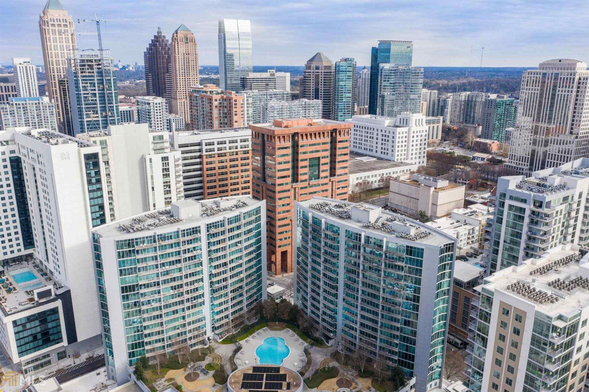 44 Peachtree Pl, Atlanta, GA 30309 - MLS#: 8909597