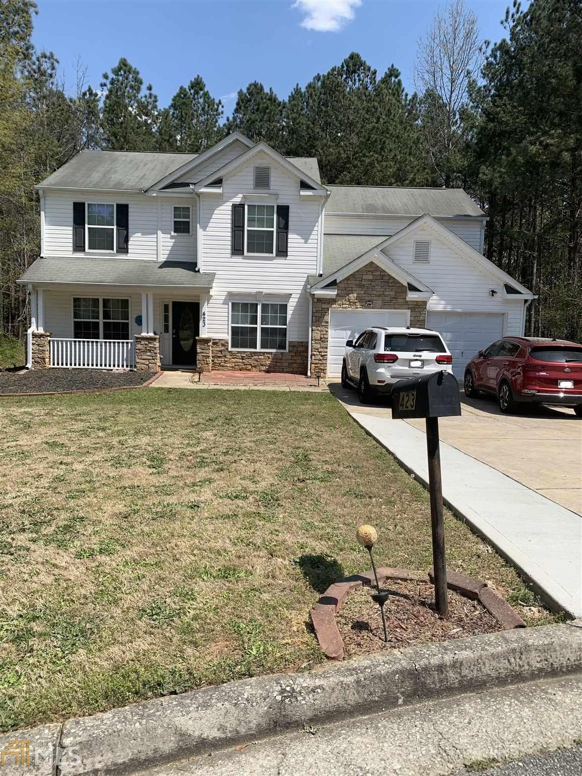 423 Waterbury Way, Douglasville, GA 30134 - #: 8956602