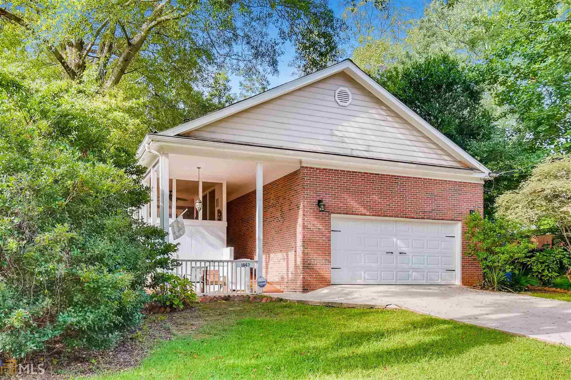 1867 Thompson Ave, Atlanta, GA 30344 - #: 8851603