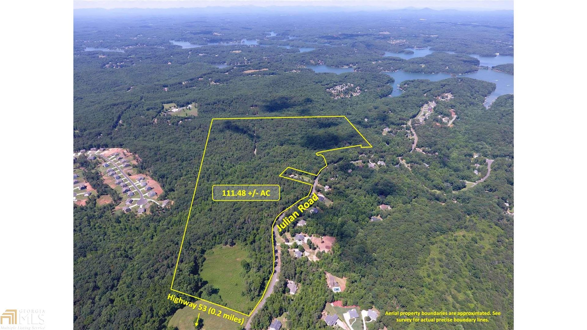 0 Julian Rd, Gainesville, GA 30506 - MLS#: 8804604