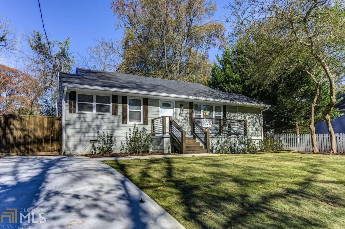 517 Woodrow Ave, Hapeville, GA 30354 - MLS#: 8897605