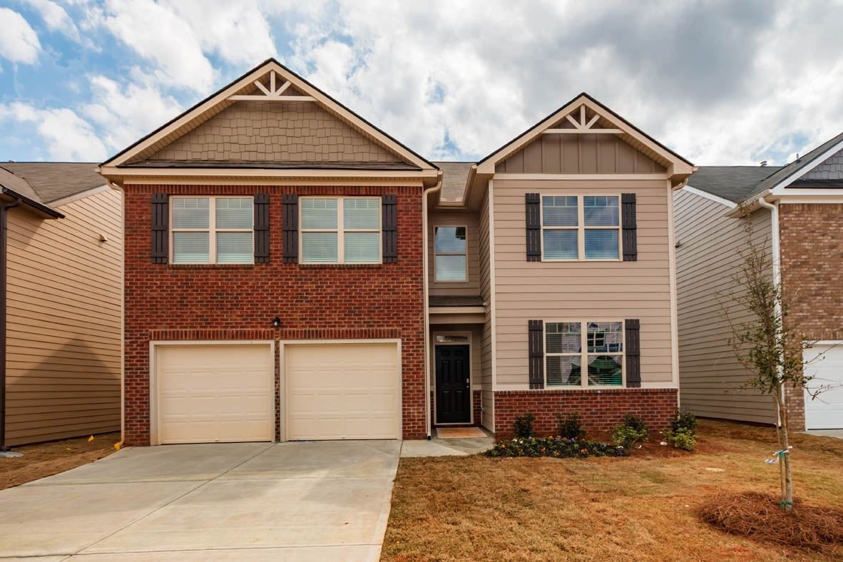 653 Emporia Loop, McDonough, GA 30253 - #: 8837606
