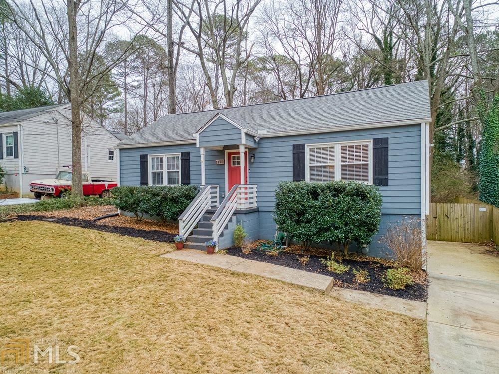 1390 Oldfield Road, Decatur, GA 30030 - MLS#: 8912606