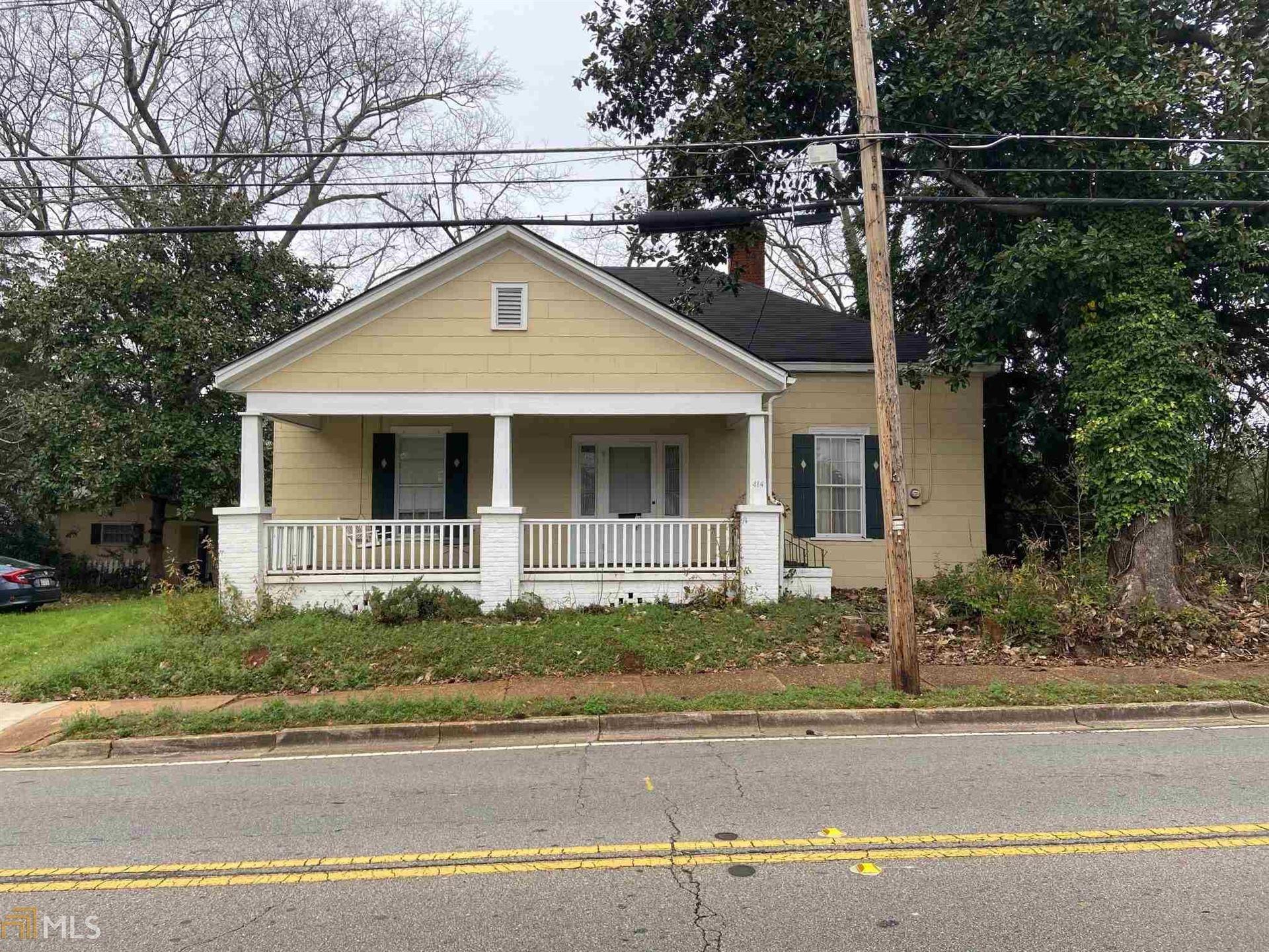 414 S Green St, Thomaston, GA 30286 - #: 8737607