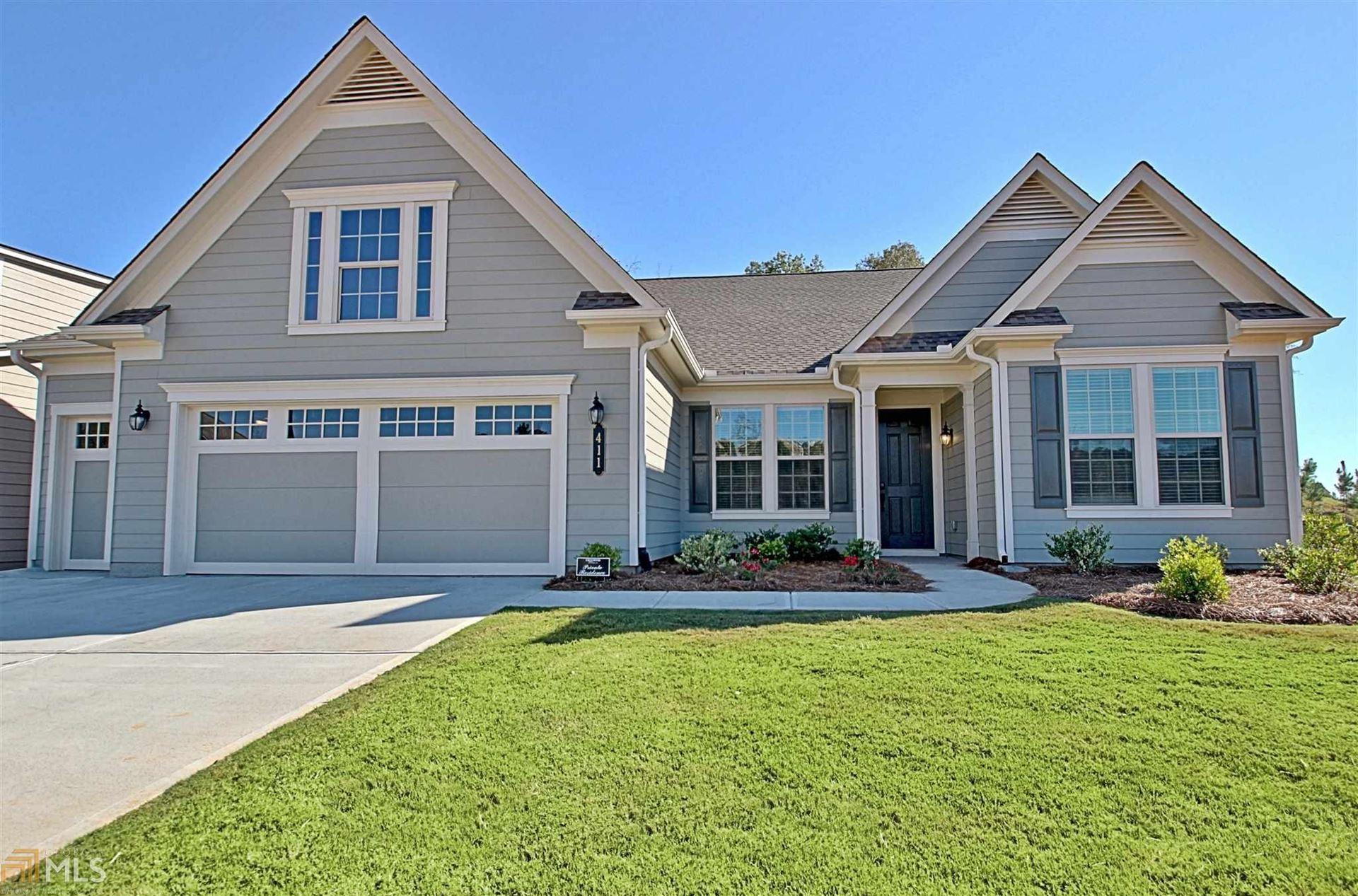 411 Cottonwood Cir, Peachtree City, GA 30269 - MLS#: 8884615