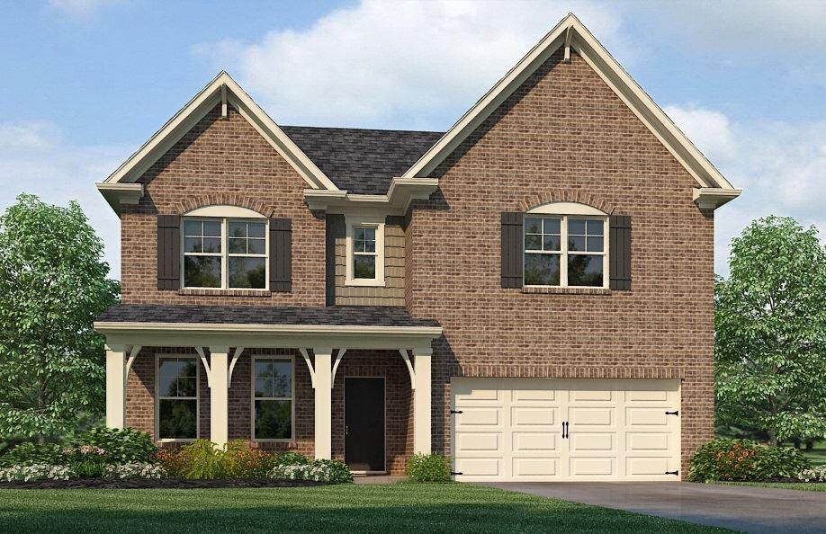 4311 Leighton Pl, Loganville, GA 30052 - #: 8887619
