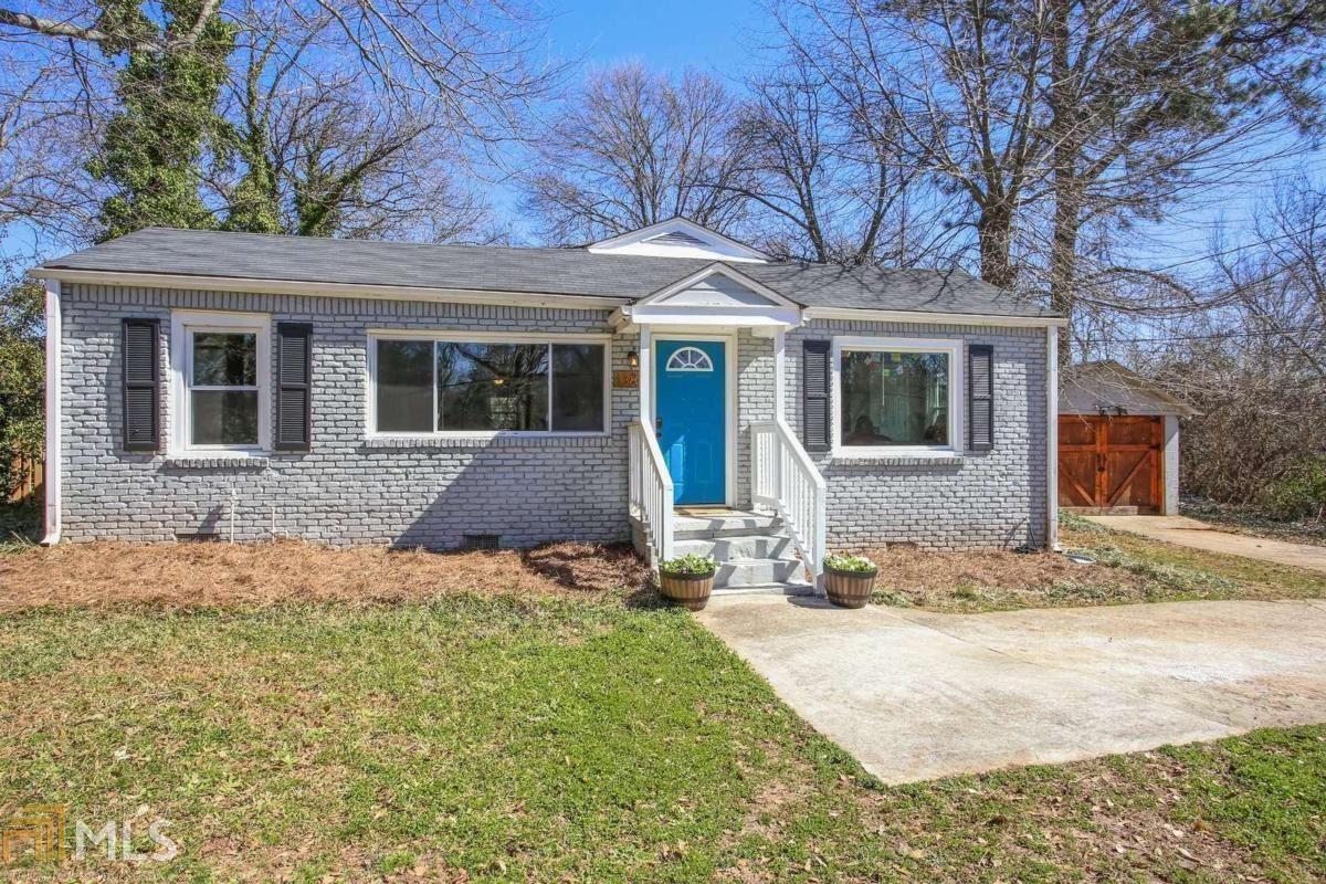 1384 Peachcrest Rd, Decatur, GA 30032 - #: 8935624