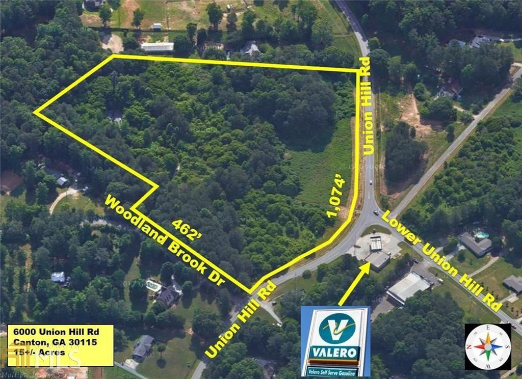 6000 Union Hill Rd, Canton, GA 30115 - MLS#: 8495625