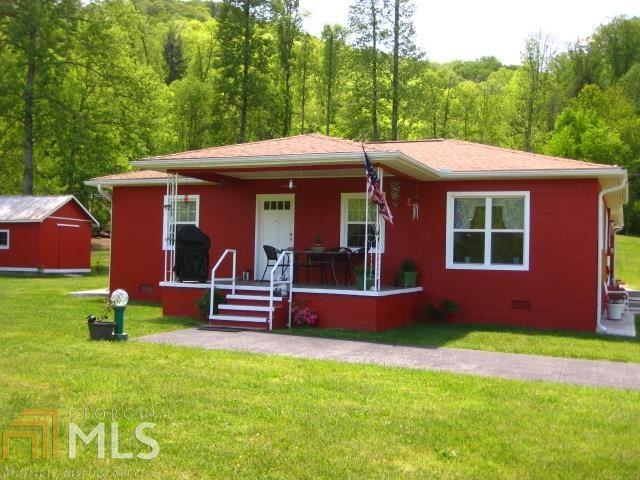 95 Hall Ln, Mountain City, GA 30562 - #: 8771625