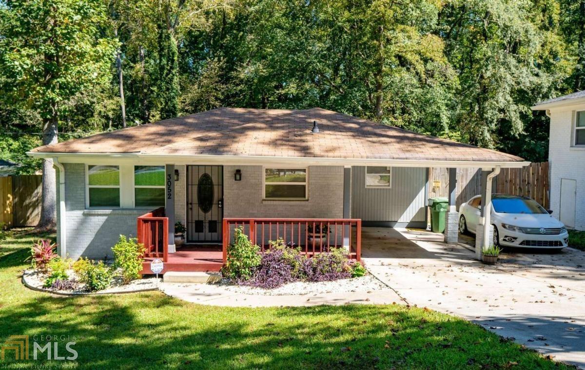 3052 Browns Mill Rd, Atlanta, GA 30354 - #: 8868625