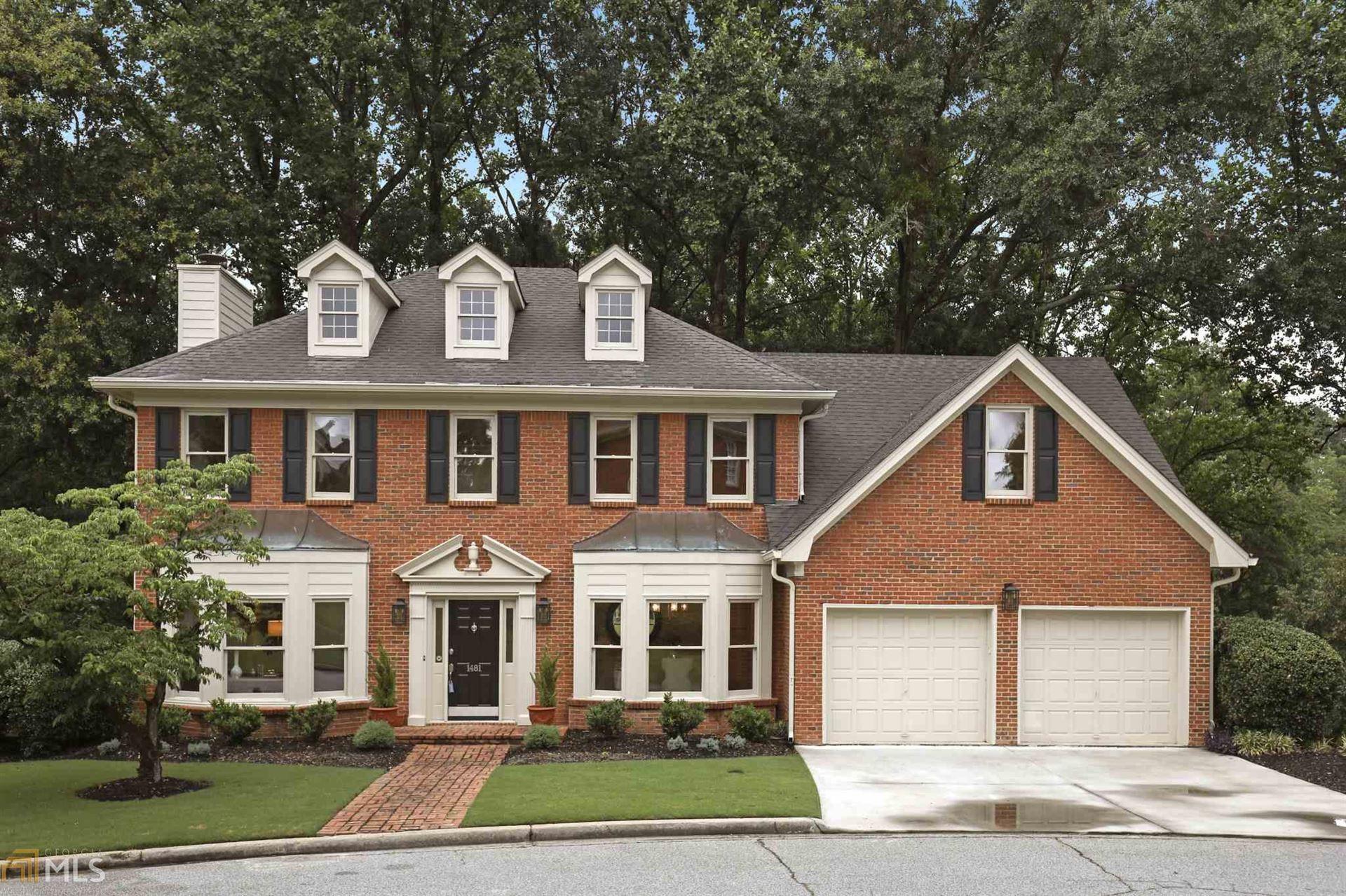 1481 Sheridan Walk, Atlanta, GA 30324 - #: 8812626