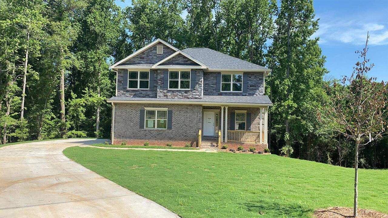 1844 Abbey Rd, Griffin, GA 30223 - #: 8901627