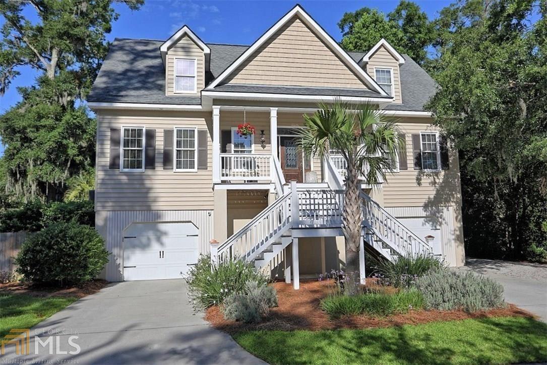 123 North St, Savannah, GA 31410 - #: 8810628
