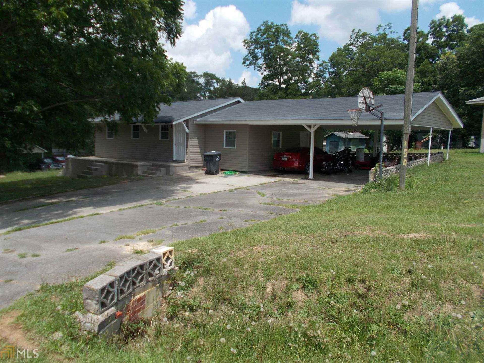 130 & 138 Stuart Cir, Milledgeville, GA 31061 - #: 8814631