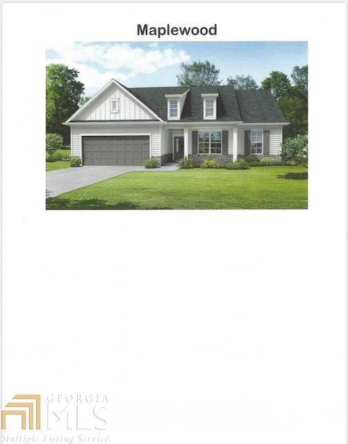 495 Cedar Ridge Rd, Monroe, GA 30656 - MLS#: 8888631
