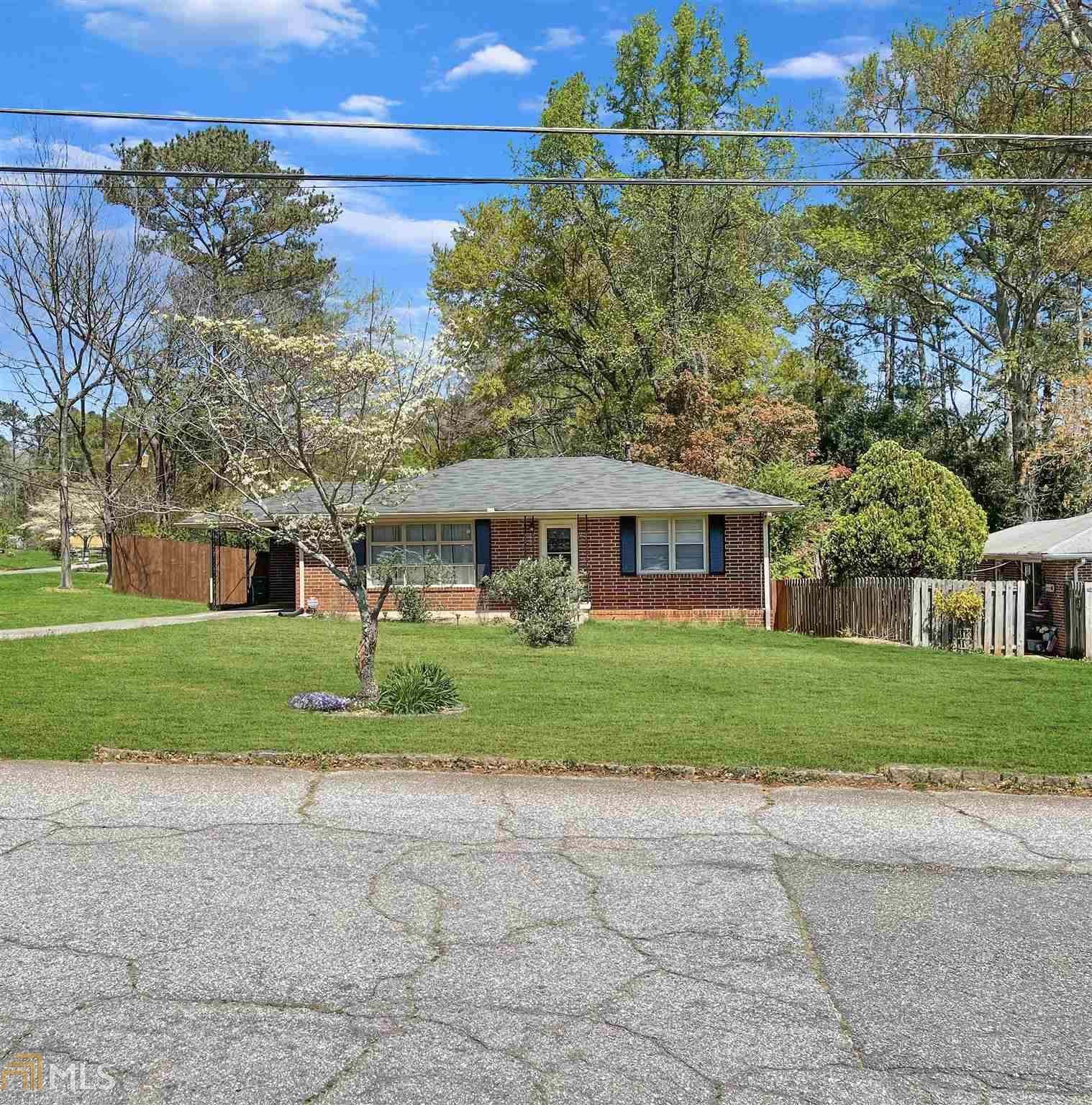 1207 N Valley Brook Rd, Decatur, GA 30033 - #: 8956639