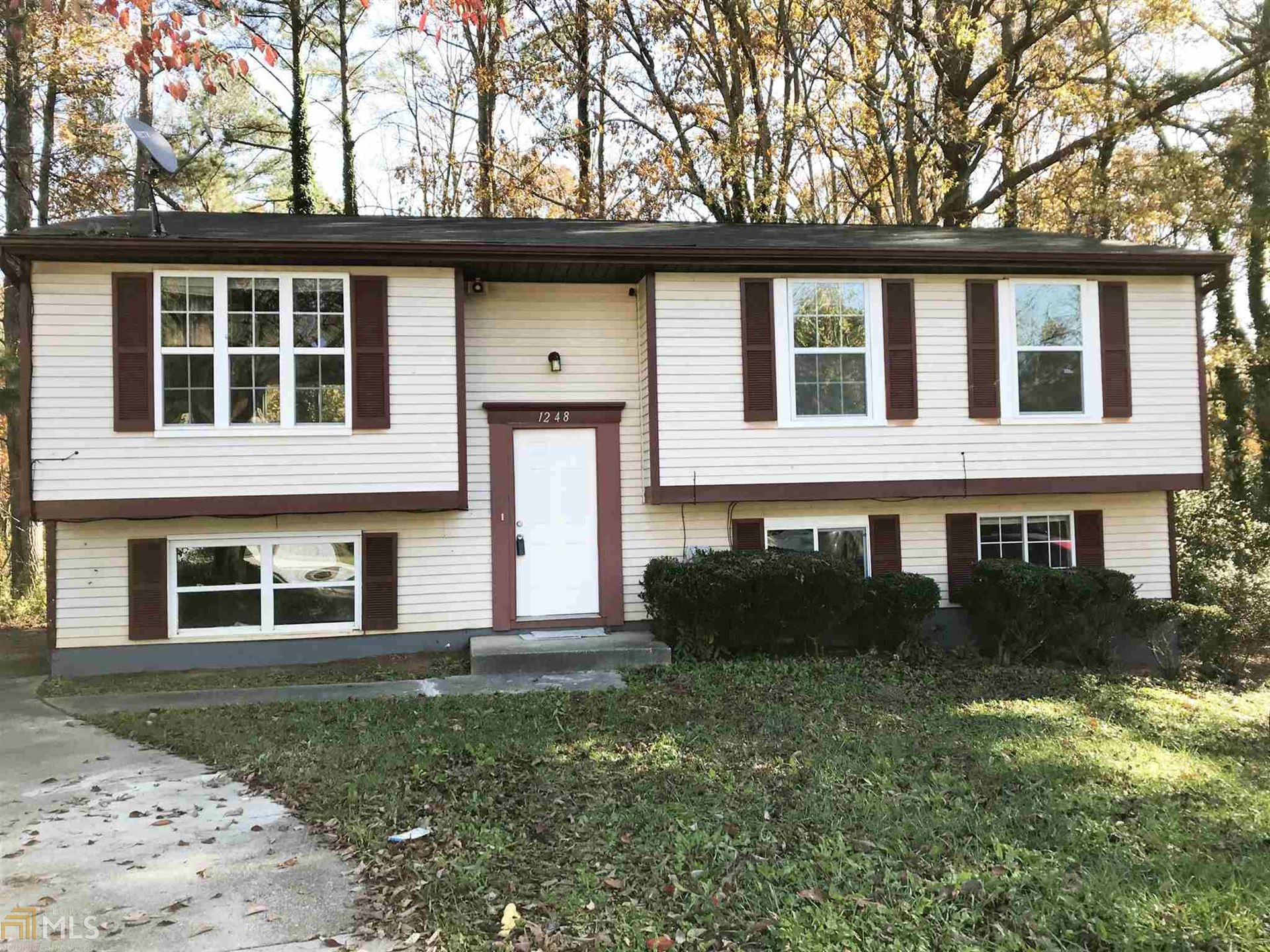 1248 Muirforest Ln, Stone Mountain, GA 30088 - #: 8972639