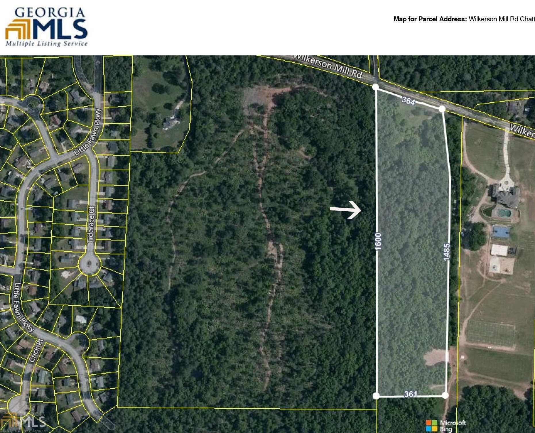 0 Wilkerson Mill Rd, Chattahoochee Hills, GA 30268 - #: 8928642