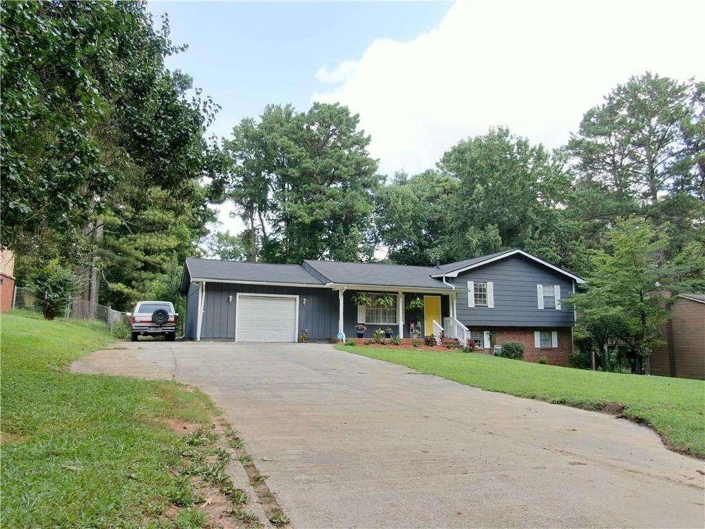 2001 Flat Shoals Rd, Riverdale, GA 30296 - MLS#: 8896645