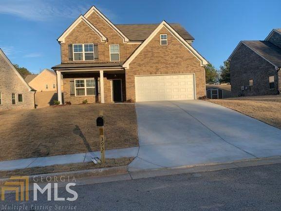 393 Panhandle Pl, Hampton, GA 30228 - #: 8806647