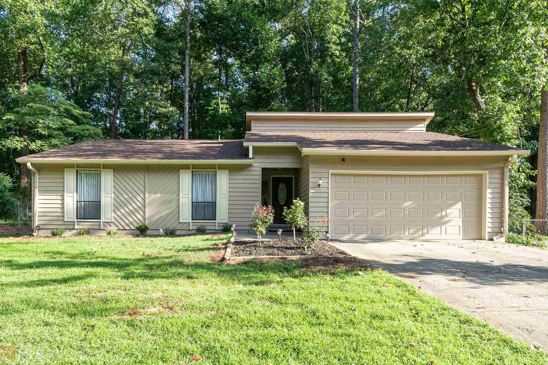 1543 Forest Bluff, Marietta, GA 30066 - #: 8855650