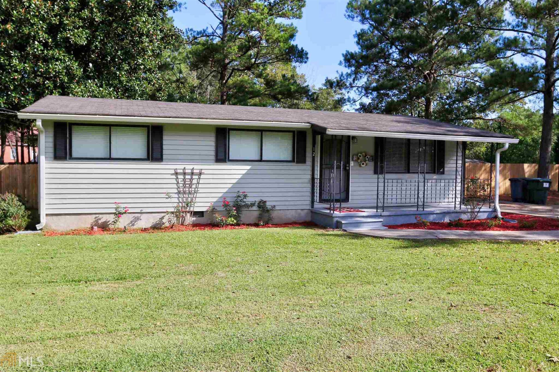 12 Wortham Rd, Luthersville, GA 30251 - #: 8860650