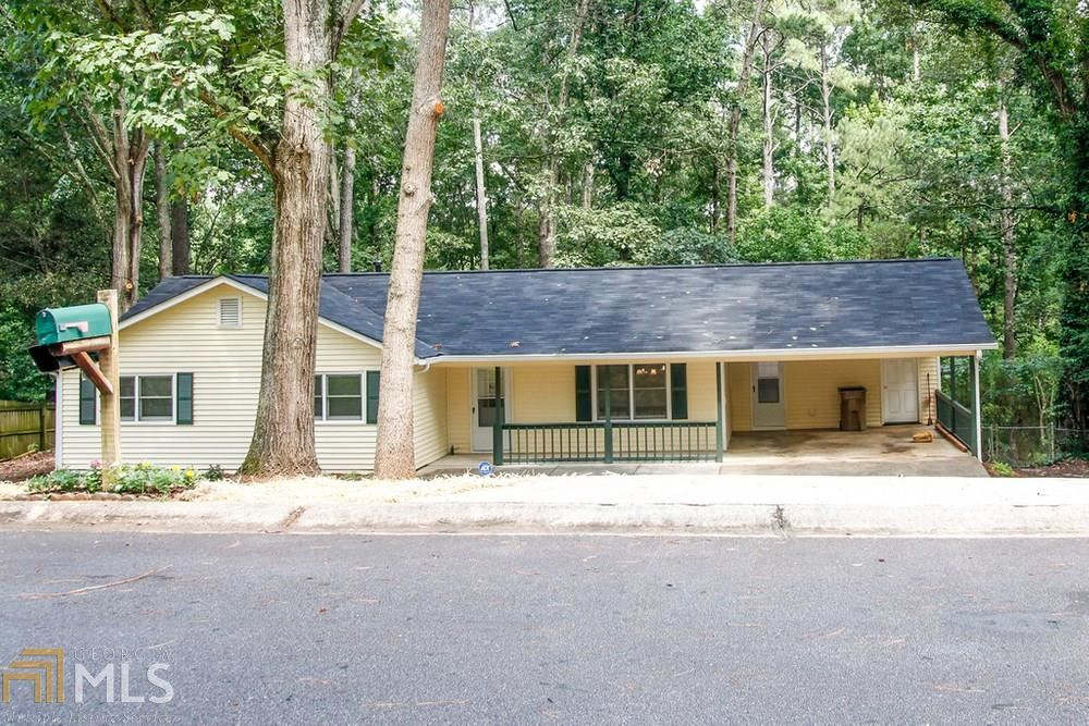 3977 Woodland Cir, Conyers, GA 30013 - #: 8809652