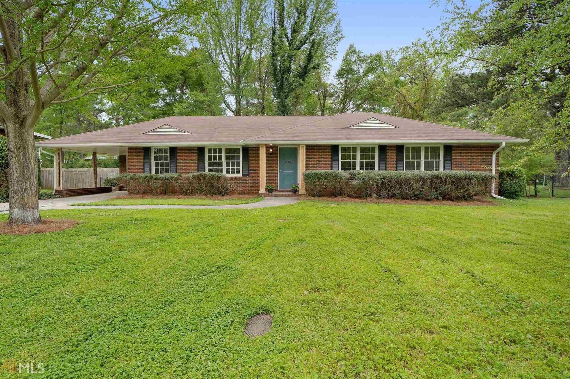 110 Davis Dr, Cartersville, GA 30120 - #: 8961655