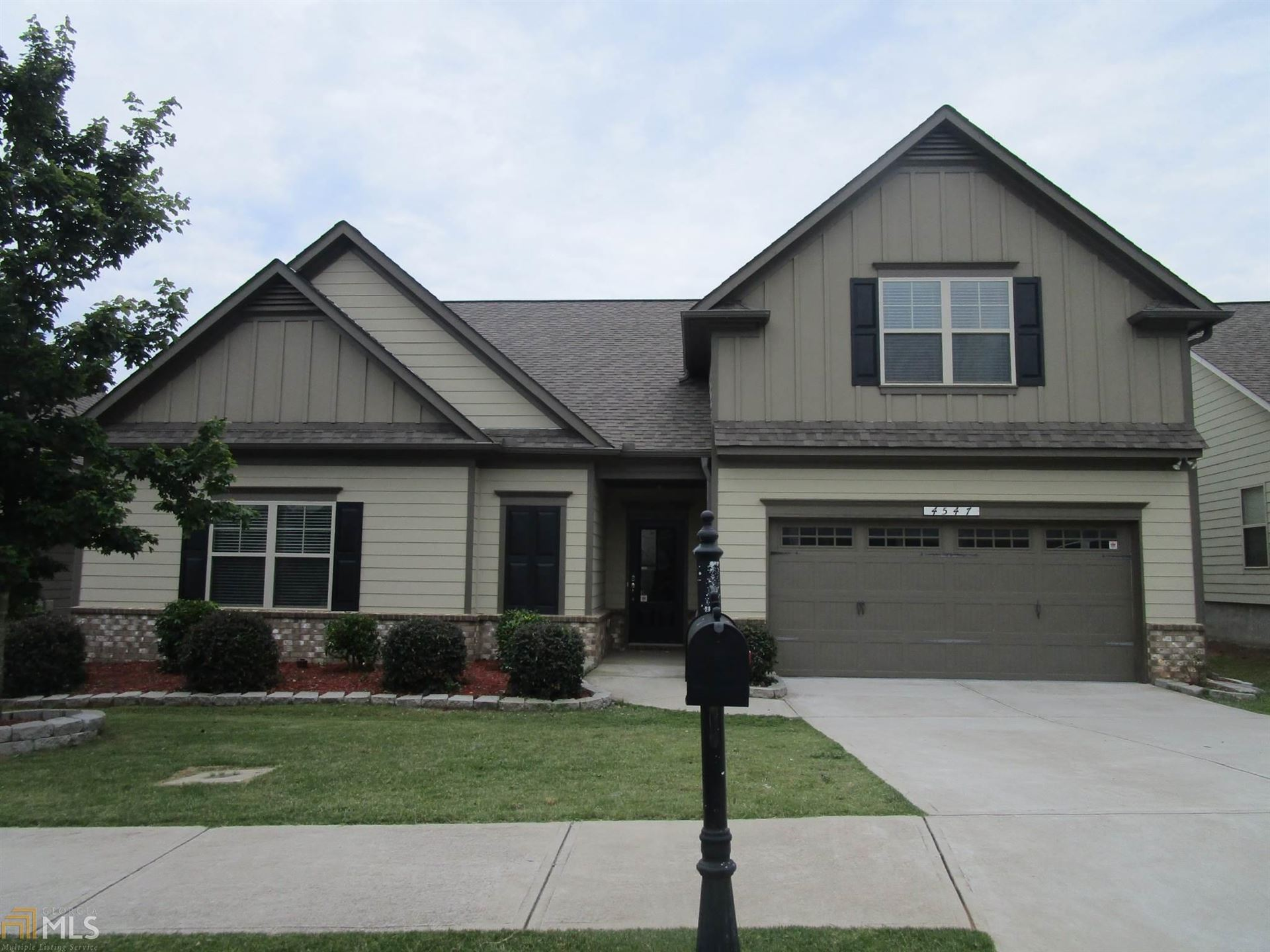 4547 Country Manor Walk, Gainesville, GA 30504 - MLS#: 8820659