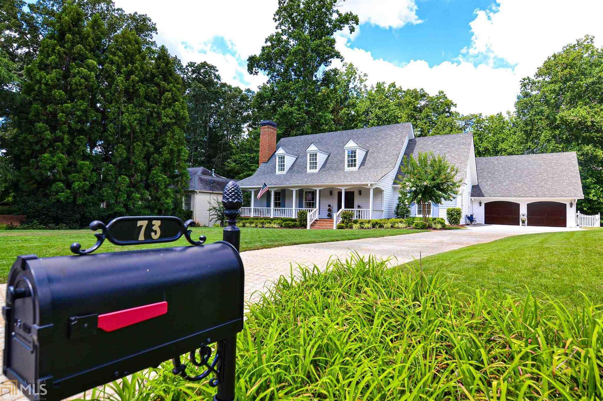 73 Old Stonemill Rd, Marietta, GA 30067 - #: 8818660