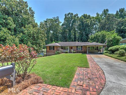 Photo of 1425 Lively Ridge Rd, Atlanta, GA 30329 (MLS # 8838662)