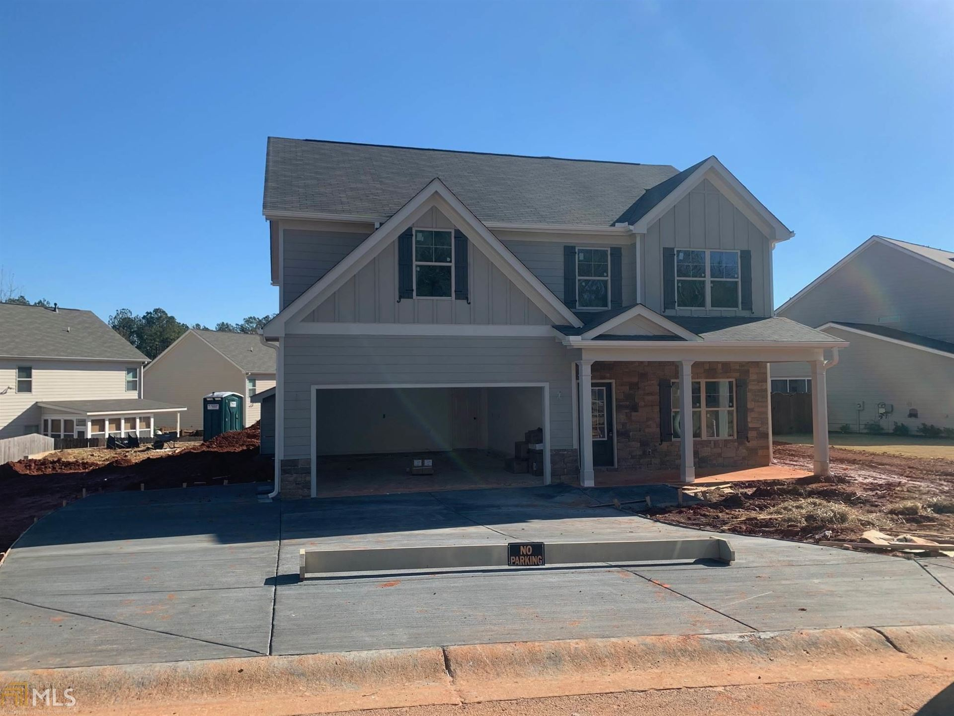 533 Evergreen Way, Jefferson, GA 30549 - #: 8892670