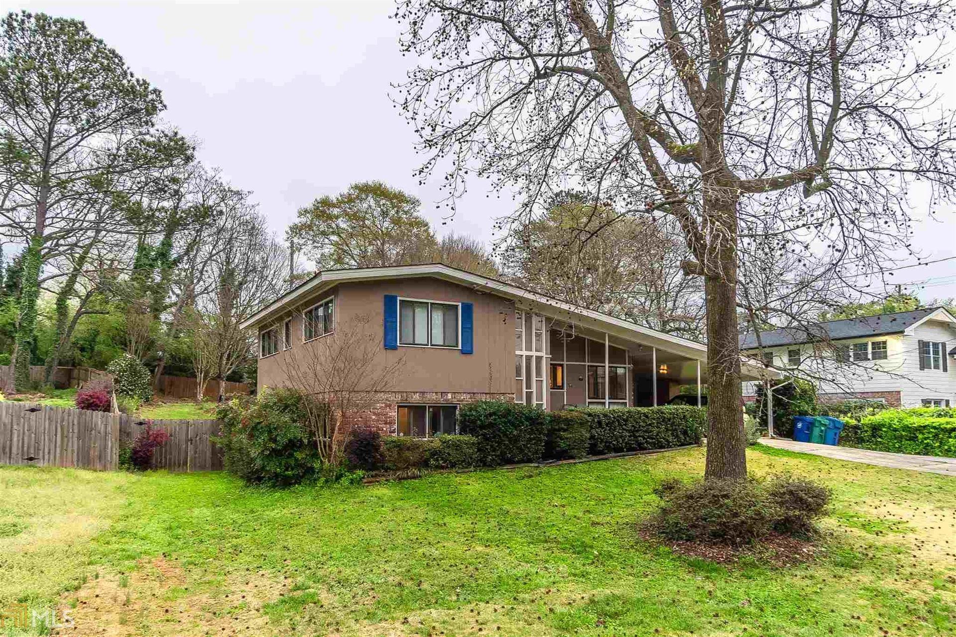 1643 Spruce Valley Dr, Decatur, GA 30033 - #: 8944670