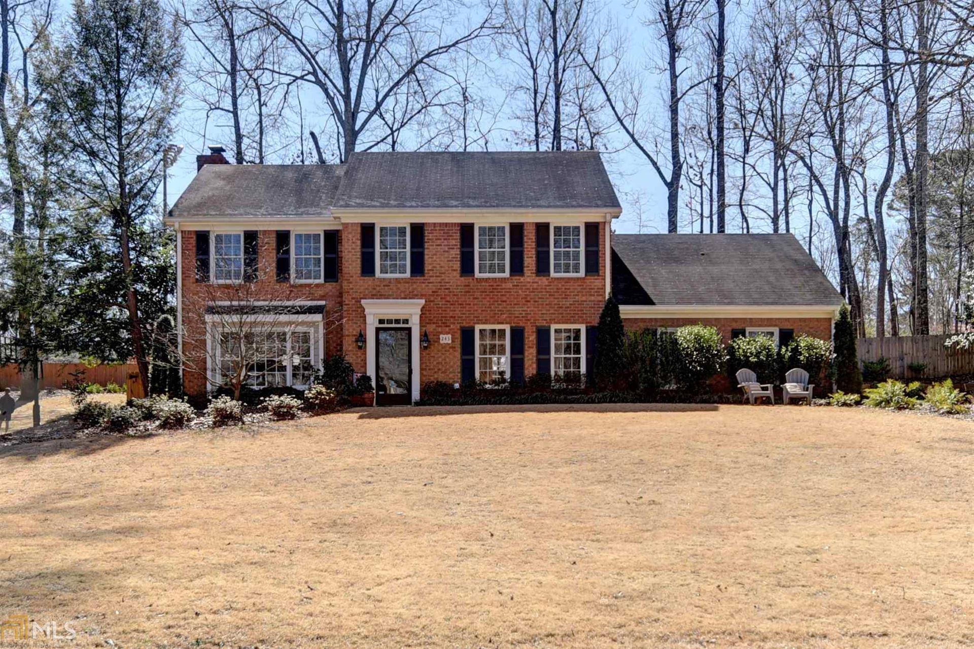 243 Hunting Creek Dr, Marietta, GA 30068 - MLS#: 8933674