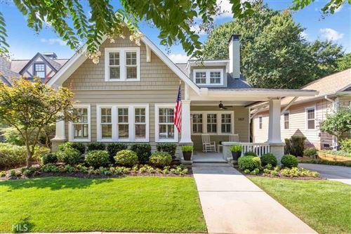 Photo of 1025 NE Kentucky Avenue, Atlanta, GA 30306 (MLS # 8838679)