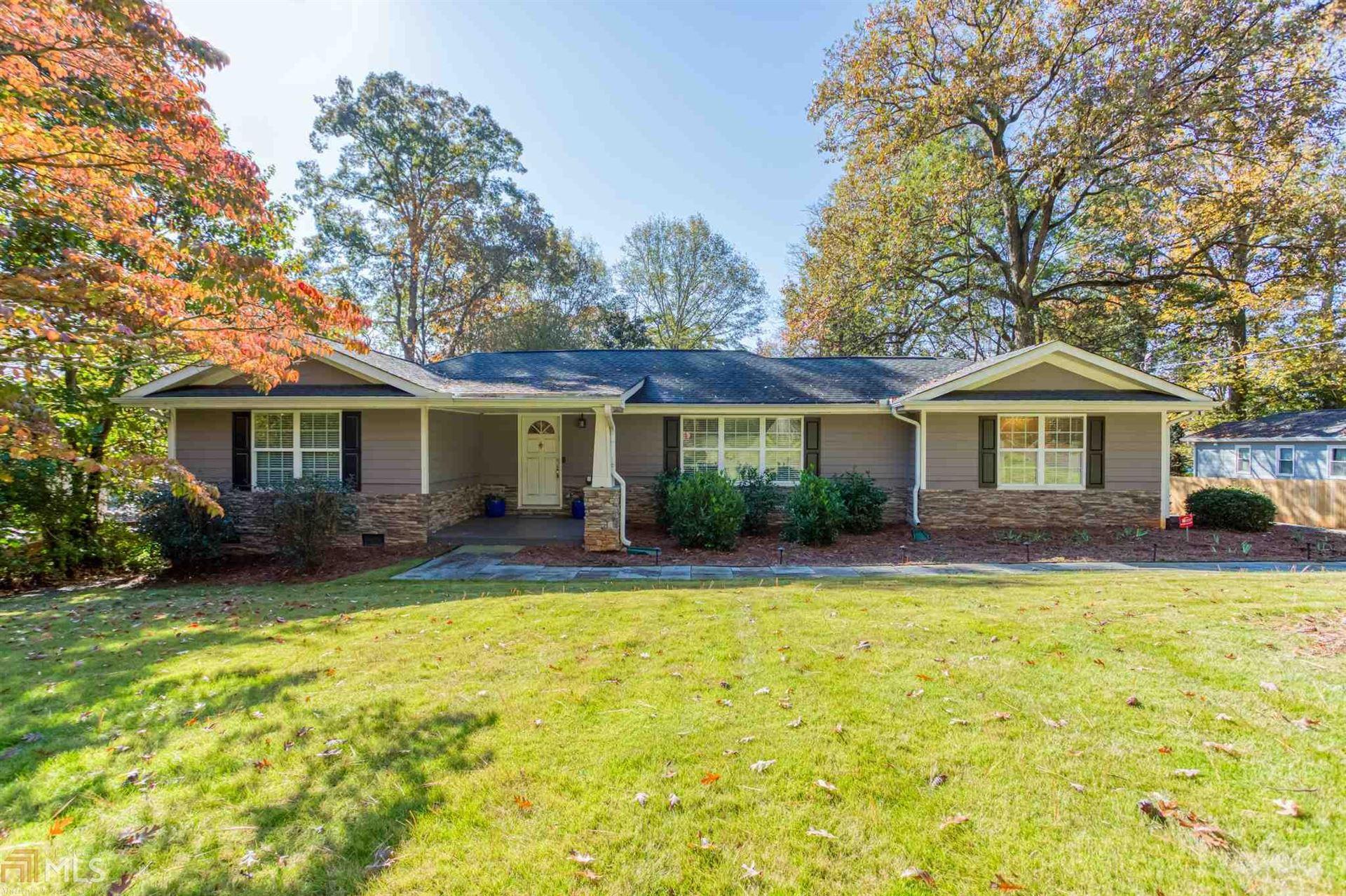 2053 Sylvania Dr, Decatur, GA 30033 - MLS#: 8890680