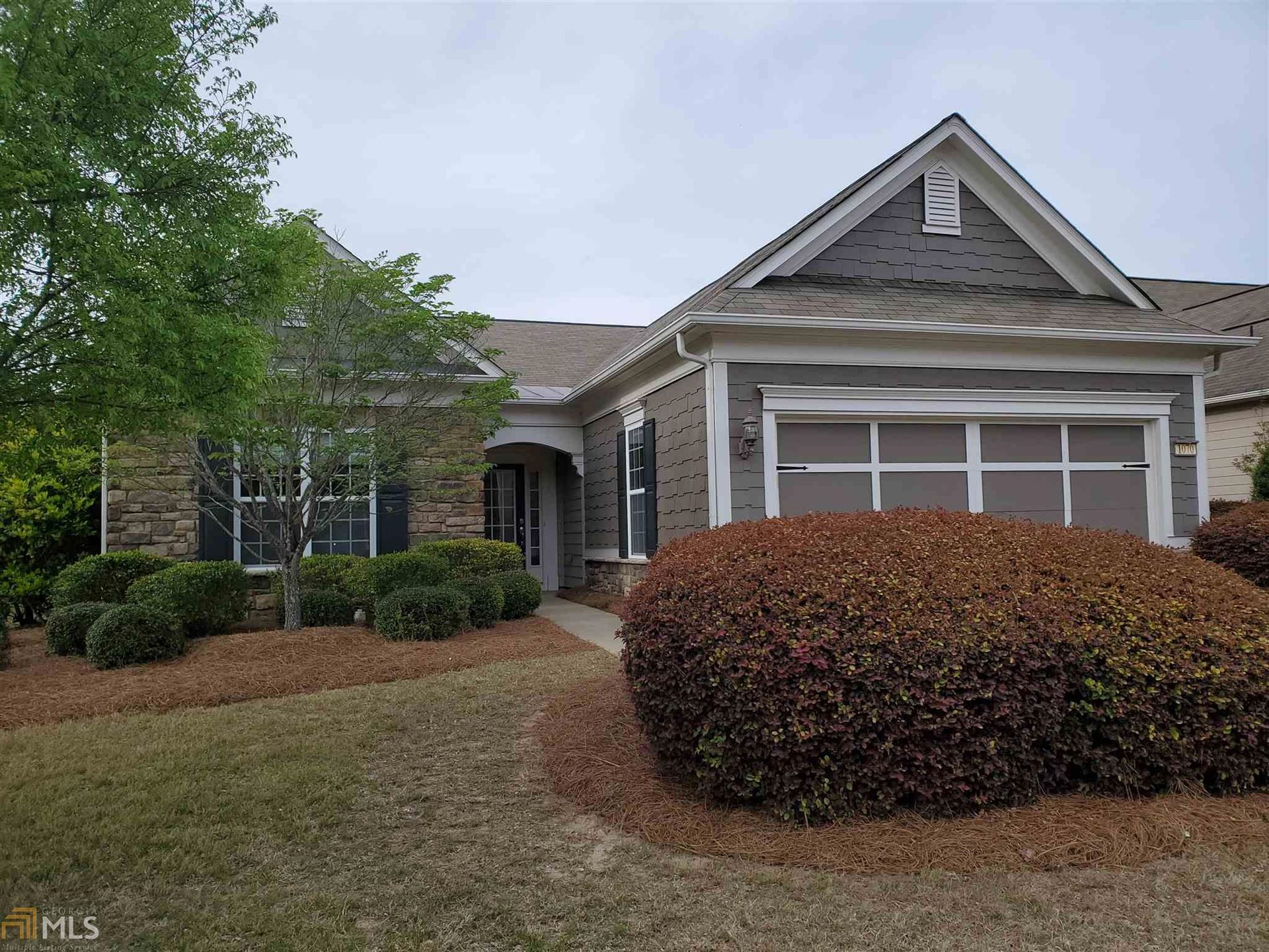 1070 Spring Station Rd, Greensboro, GA 30642 - MLS#: 8962682