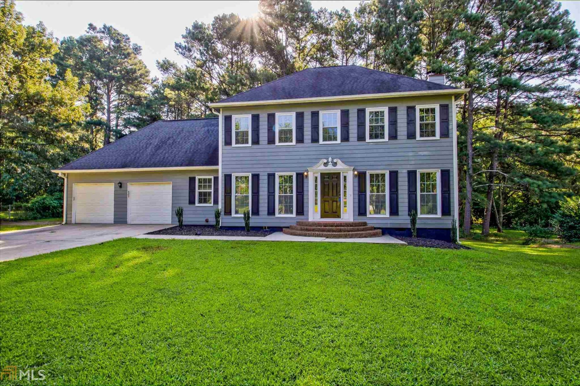 265 Country Squire Dr, Fayetteville, GA 30215 - #: 8834684